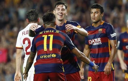 Liga: Barça, 14 reti in 7 giorni; bentornato Real
