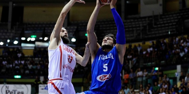 Italbasket, vittoria all'ultimo respiro con la Georgia. Ma c'è ansia per Bargnani