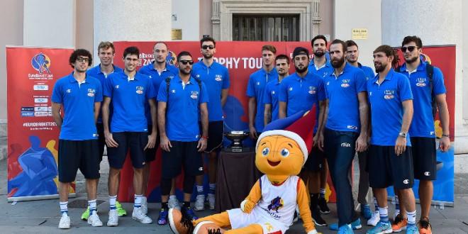 Eurobasket 2015, sabato si comincia: Italia, siamo con te. Qui il programma