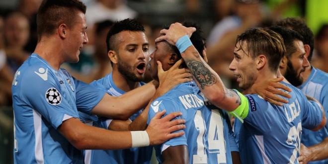 Champions, preliminari: Lazio a Leverkusen col coltello fra i denti