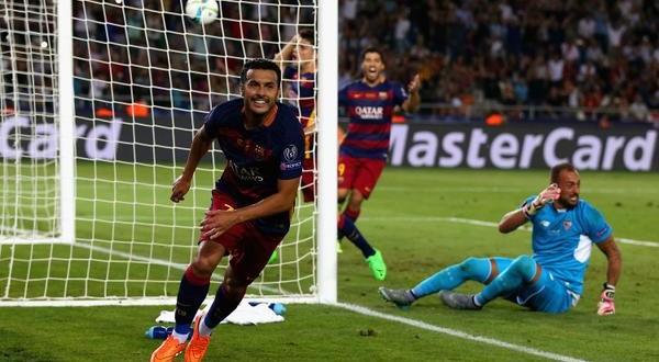 Supercoppa Europea, la sfida infinita va al Barca: il Siviglia si inginocchia sul 5-4!