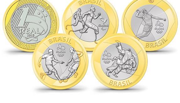 Rio 2016 conia le monete ufficiali, ma che autogol: manca la ginnastica!