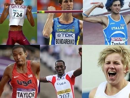 Mondiali Atletica Pechino 2015, le stelle al via [salti, lanci e prove multiple]