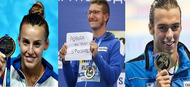 Kazan 2015, medagliere finale e bilancio Italnuoto