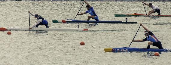 Mondiali Canoa, Italia a mani vuote. Medagliere finale