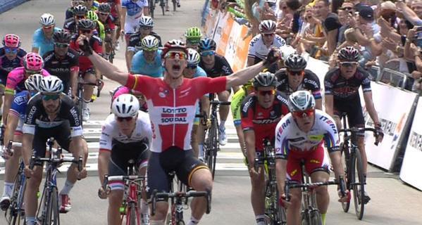 Vattenfall Cyclassics, Andre Greipel in stato di grazia!