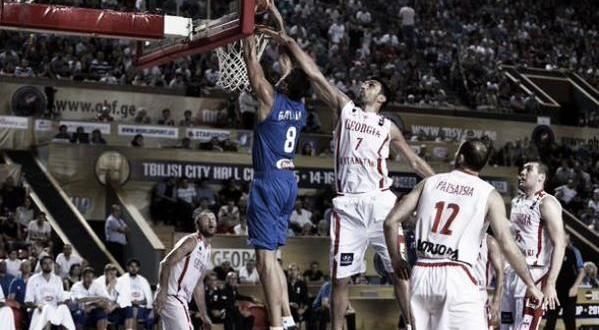 Italbasket, tris a Tbilisi: Ko anche la Georgia e successo finale degli azzurri