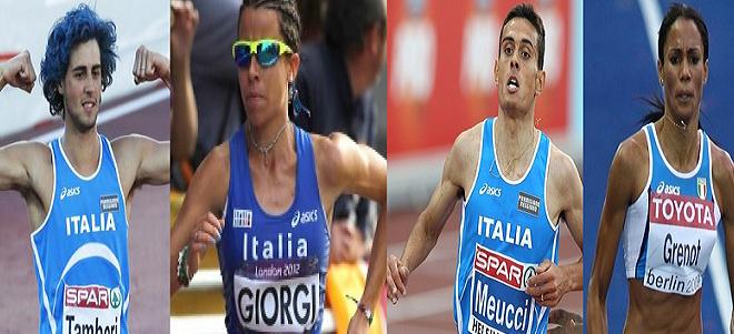 Mondiali Atletica Pechino 2015, Italia: quali ambizioni? Marcia, Alto e poco altro!
