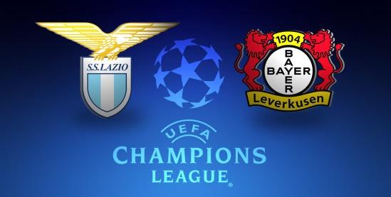 Champions League: Lazio, vietato sbagliare contro il Bayer Leverkusen