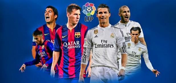 Liga, una poltrona da titolo per due: ricomincia il duello Barca-Real