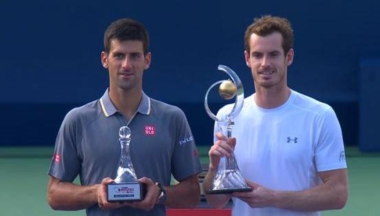 Rogers Cup: Murray spodesta Djokovic. Favola Bencic