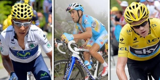 Nibali, Froome, Quintana: che Vuelta dal 22 agosto!