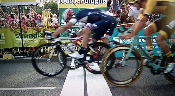 Giro di Polonia, che bis di Matteo Pelucchi! Secondo Nizzolo
