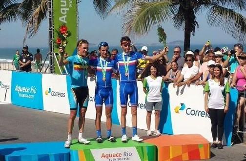 """Preolimpica Rio 2016 a Vuillermoz. Cassani: """"Percorso per scalatori"""""""