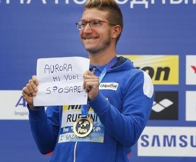 Kazan 2015, fondo da favola: Ruffini oro e nozze, Furlan bronzo