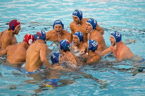 Kazan 2015, Ko gli iridati magiari: Settebello in semifinale!