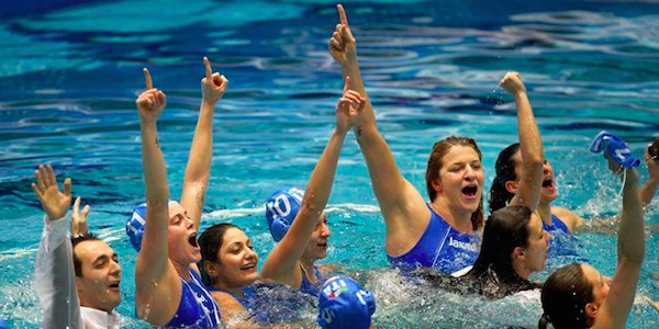 Kazan 2015, Setterosa cinque stelle: è bronzo iridato!
