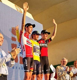 A Ion Izagirre il Giro di Polonia 2015. Tre italiani in top ten