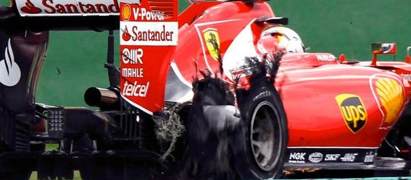 F1 GP Belgio, Hamilton si conferma il numero 1. Sfortuna Vettel
