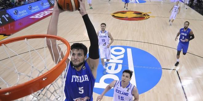 EuroBasket 2015, il programma di oggi. Alle 18.30 Italia-Israele