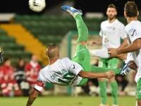 Castaldo Avellino rovesciata Serie B