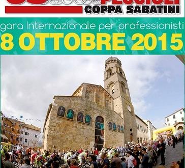 Presentazione Gran Premio Città di Peccioli – Coppa Sabatini 2015