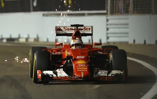 F1 GP Singapore, strepitosa Ferrari: ora bisogna vincere
