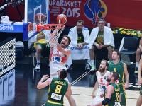 Gasol Spagna-Lituania EuroBasket 2015