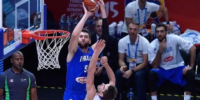 EuroBasket 2015, l'Italbasket va al preolimpico: Rep. Ceca ko 85-70