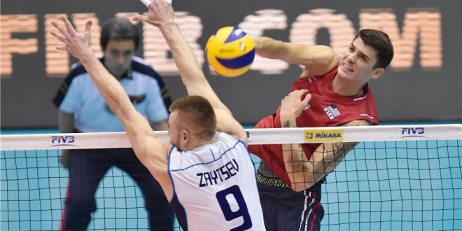 Coppa del Mondo volley maschile, USA troppo forti: Italia sconfitta 3-0