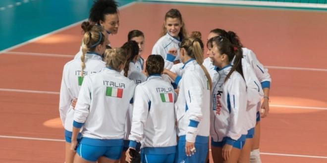 Torneo Preolimpico 2016, le convocate dell'Italvolley di Bonitta