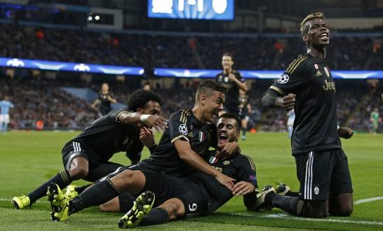 Champions League, City-Juve 1-2: che rimonta in bianconero!