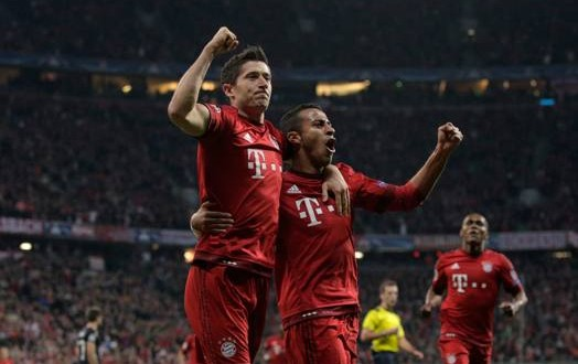 Champions League, 2ᴬ giornata: ok Barca e Bayern; Mou e Arsenal, che batosta!