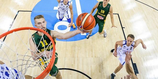 EuroBasket 2015, 4ᴬ giornata: risultati, classifiche, highlights