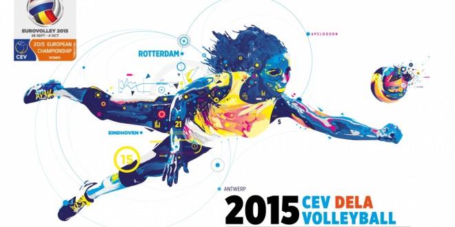 Eurovolley femminile 2015: presentazione e programma gare