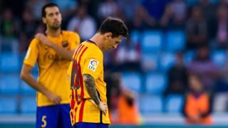 Calcio estero: Dortmund frenato; Barcellona, che scoppola!