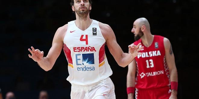 Quarti EuroBasket 2015, oggi Spagna-Grecia e Francia-Lettonia