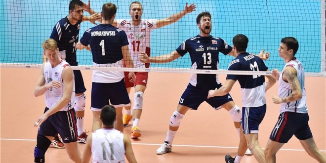 Coppa del Mondo, 9ᴬ giornata: la Polonia schiaffeggia gli USA