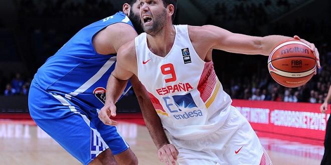 Quarti EuroBasket 2015: Spagna batte Grecia; la Francia piega la Lettonia