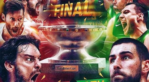 EuroBasket: presentazione finali Francia-Serbia e Spagna-Lituania