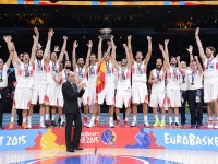 Spagna campione d'Europa EuroBasket 2015