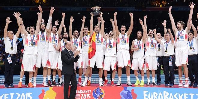 EuroBasket 2015, Spagna campione d'Europa! Lituania k.o. Terza la Francia