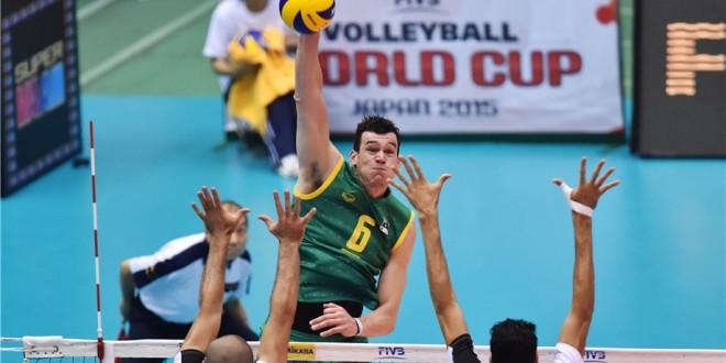 Coppa del Mondo volley maschile, 4ᴬ giornata: che rimonte!