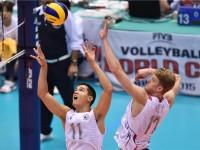 Usa Volley Coppa del Mondo