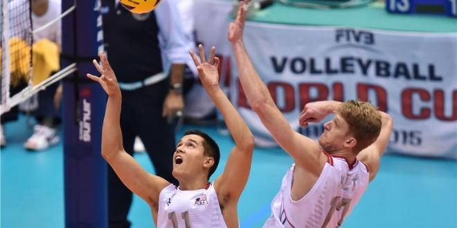 Coppa del Mondo volley maschile, 3ᴬ giornata: ok tutte le big