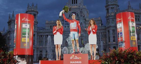 Standing ovation: Fabio Aru è il re della Vuelta a España 2015!