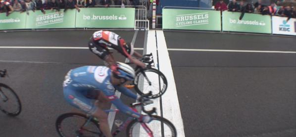 Brussels Cycling Classic, sorpresa Groenewegen