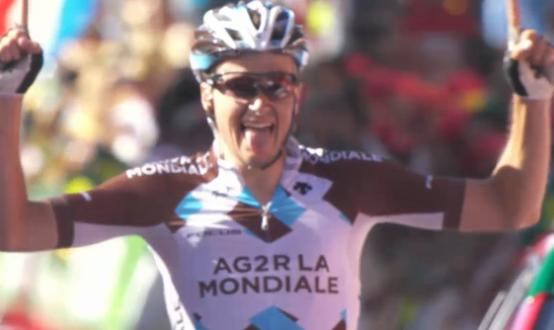 Vuelta 2015, assolo Gougeard. Dumoulin guadagna 3″ su Aru