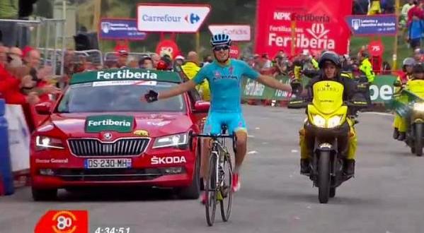 Vuelta 2015: primo Landa, ma straordin-Aru è in maglia rossa