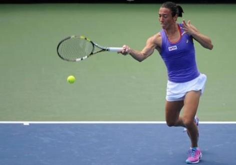 US Open, day 2: grazie Francesca! Sette azzurri al 2° turno